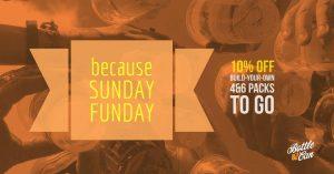 Sunday Funday @ Asheboro B&C