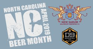NC Beer Month: Double the Tasting w/ New Sarum and D9 Brewing